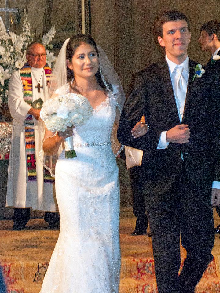 Patricia & Douglas' Wedding