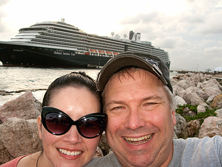 Christmas Cruise Holland America Noordam